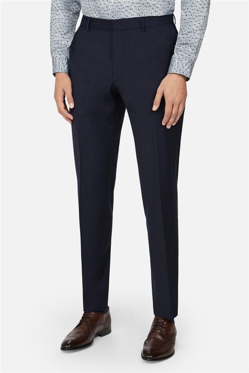 Navy Panama Regular Suit