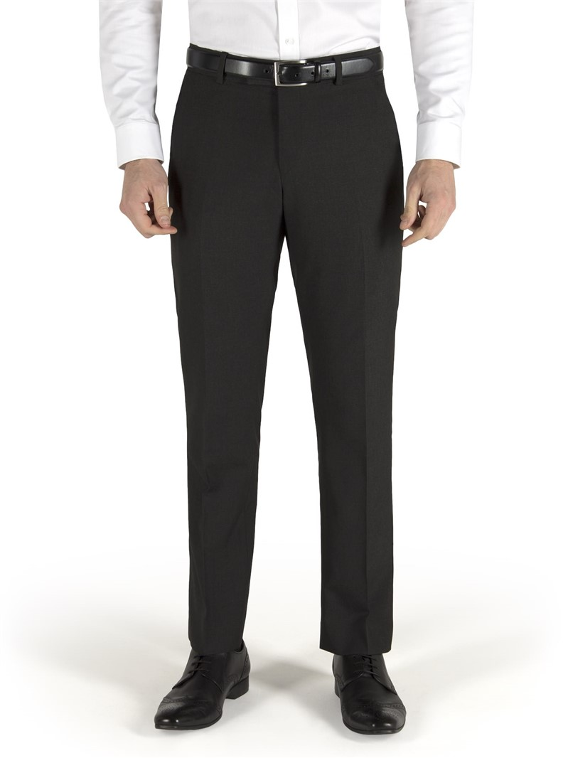 Charcoal Formal Trouser