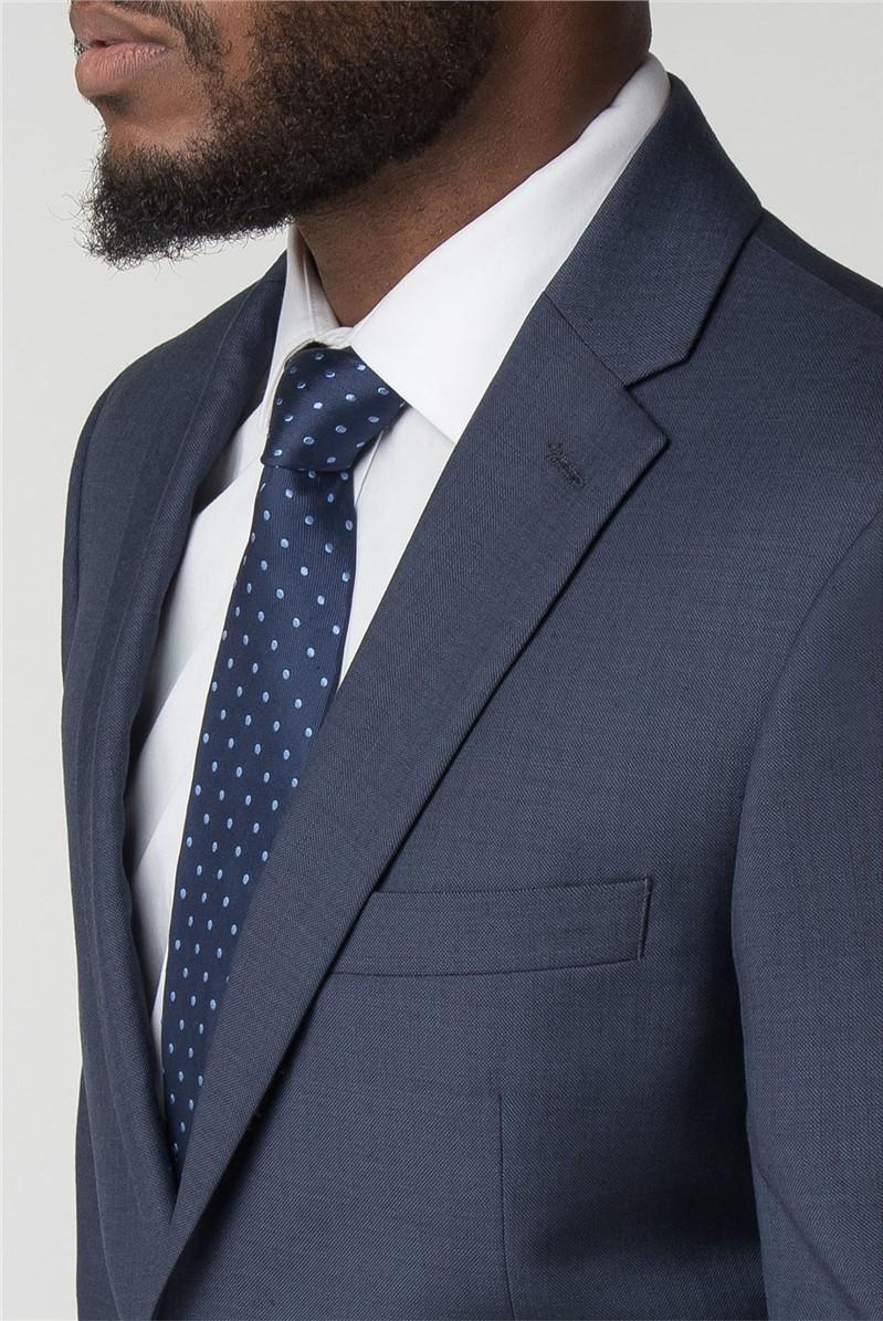 Blue Pick & Pick Jacket