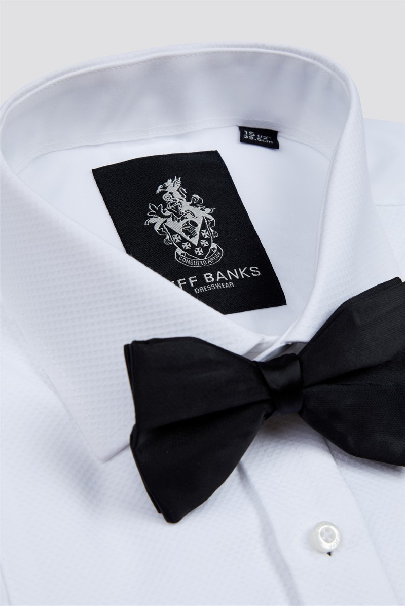 Stvdio Marcella Front Shirt and Bow Tie Set