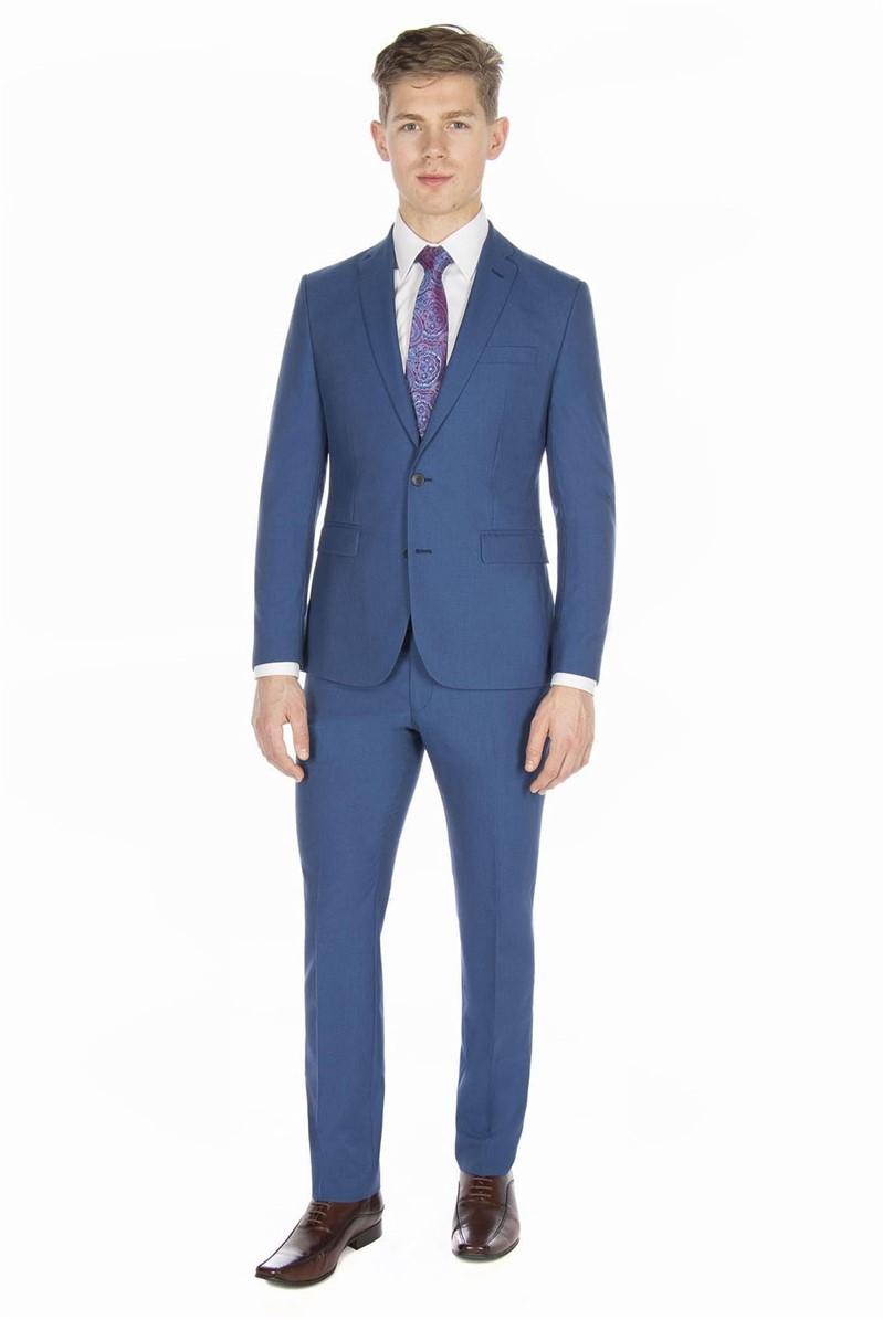 Studio Bright Chalk Blue Ivy League Suit
