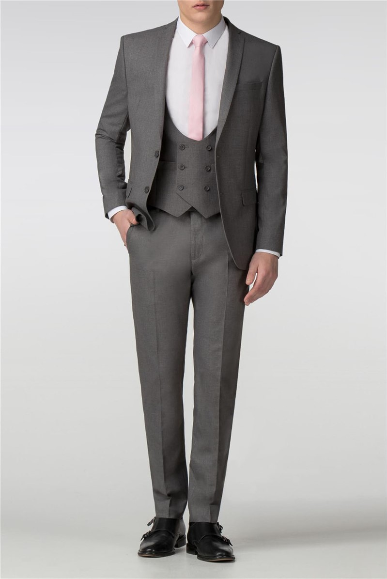 Occasions Grey Slim Fit Suit