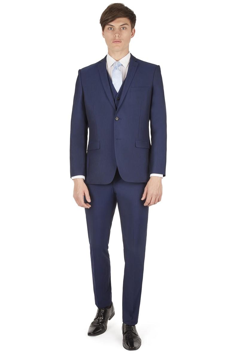 Occasions Slim Fit Blue Suit