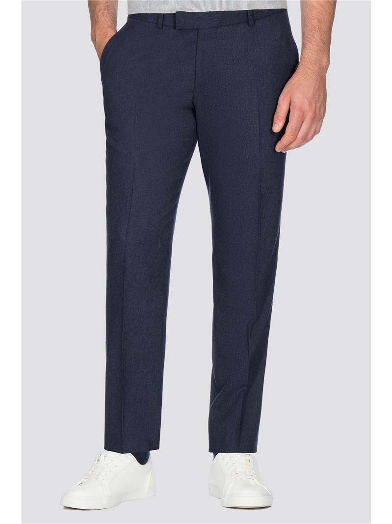 Blue Donegal Tailored Fit Trouser