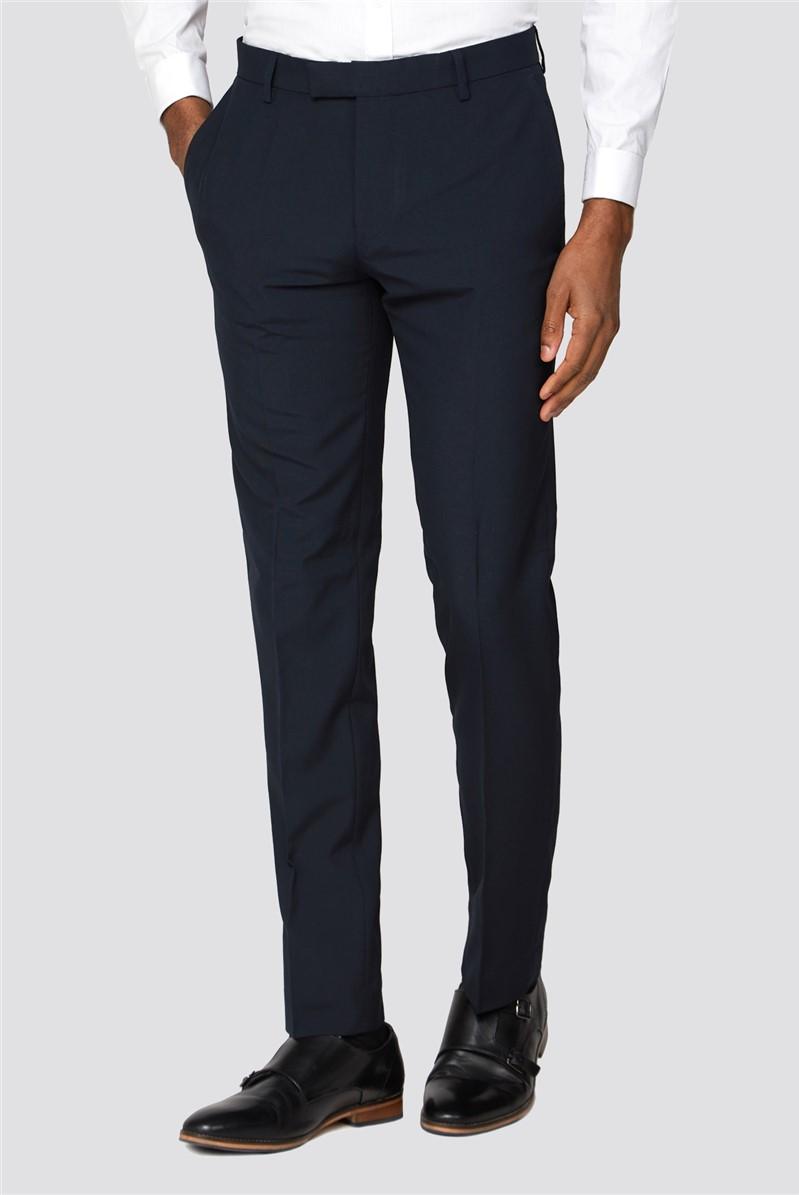 Branded Navy Slim Fit Suit