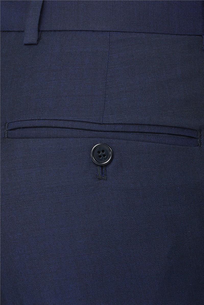 Weston Blue Twill Suit
