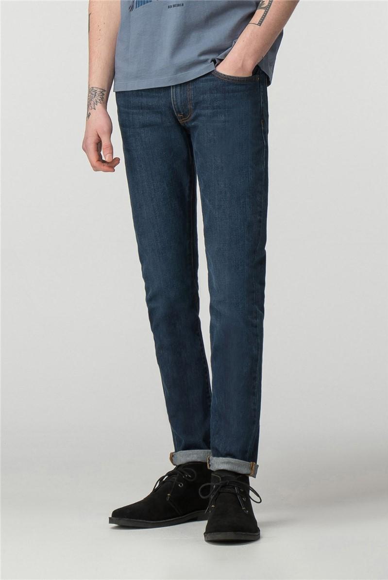 Vintage Rinse Skinny Jean