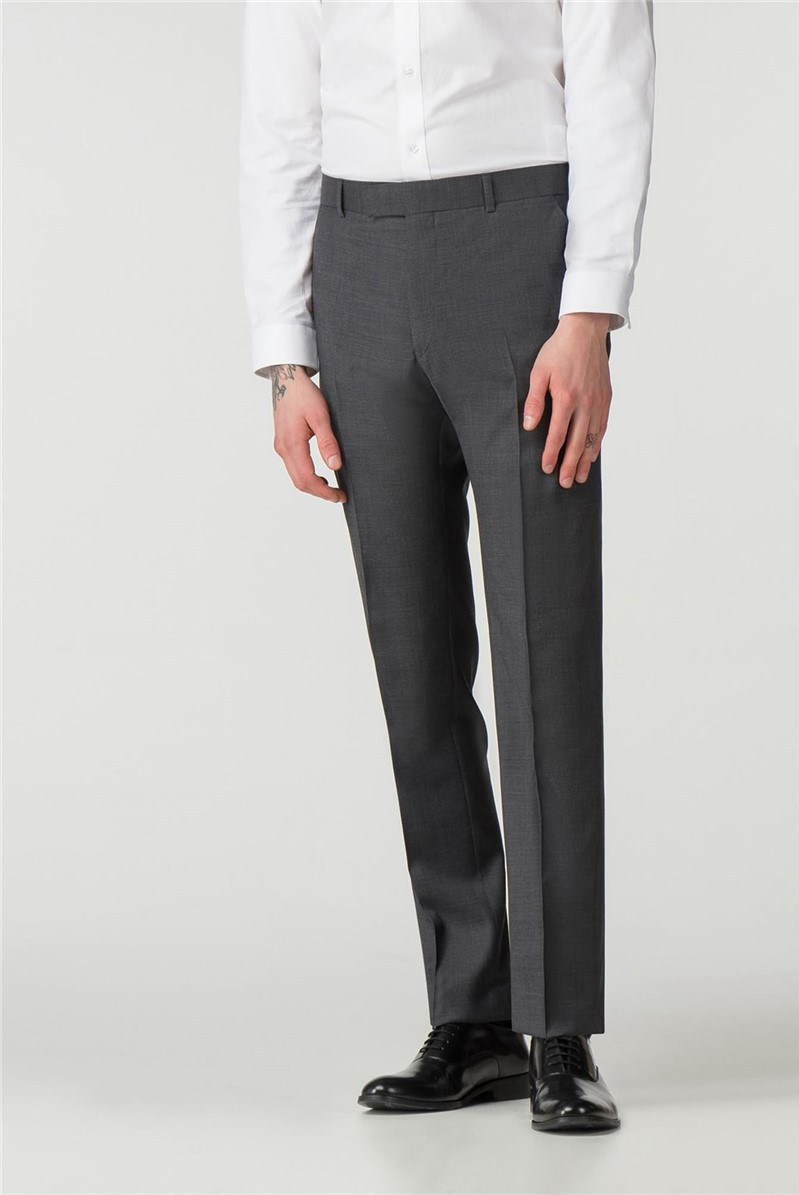 Ben Sherman Main Line Smoked Pearl Twill Camden Fit Trousers