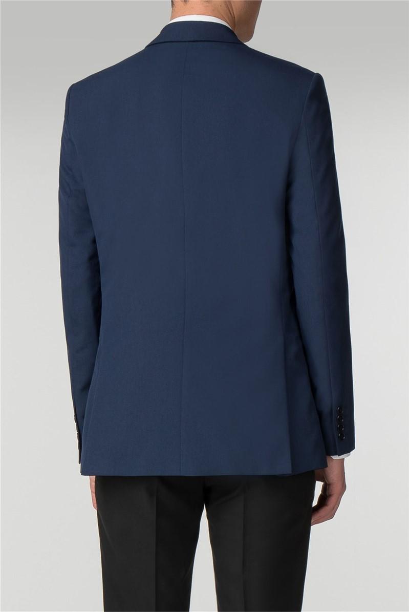 Blue Slim Fit Tuxedo