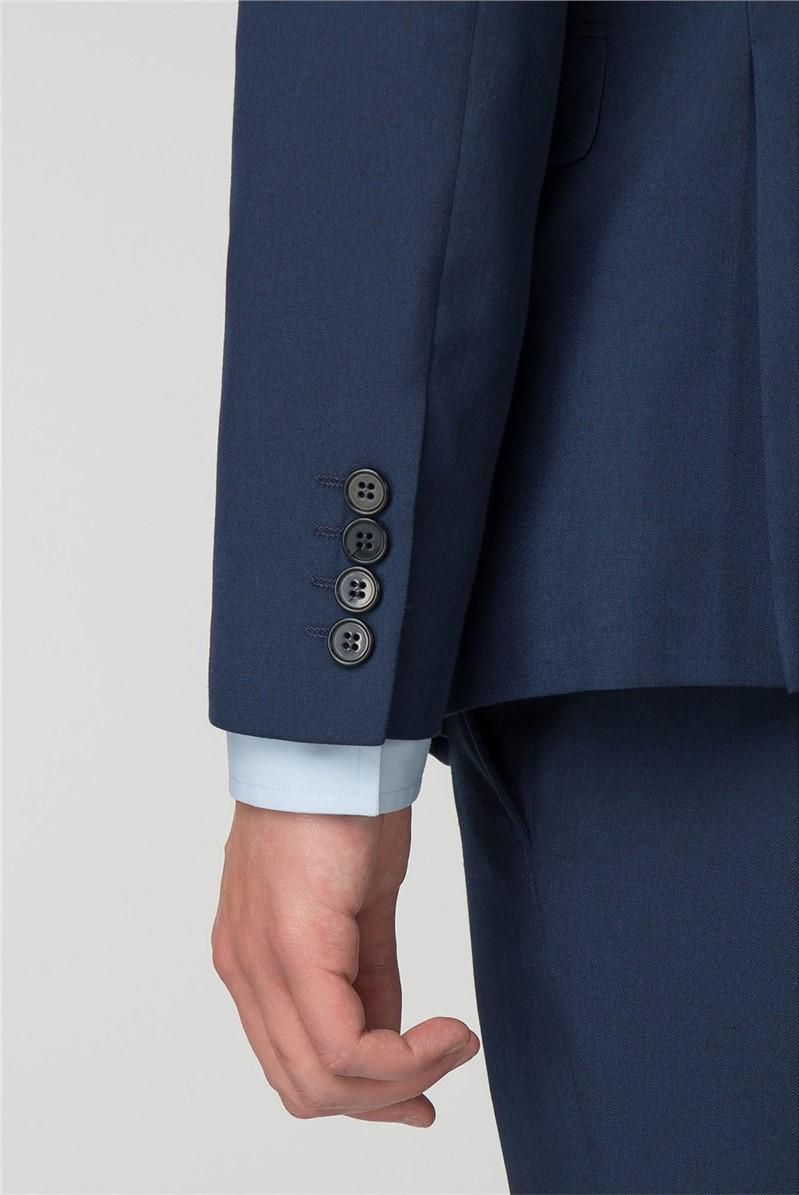 Blue Panama Skinny Fit Suit