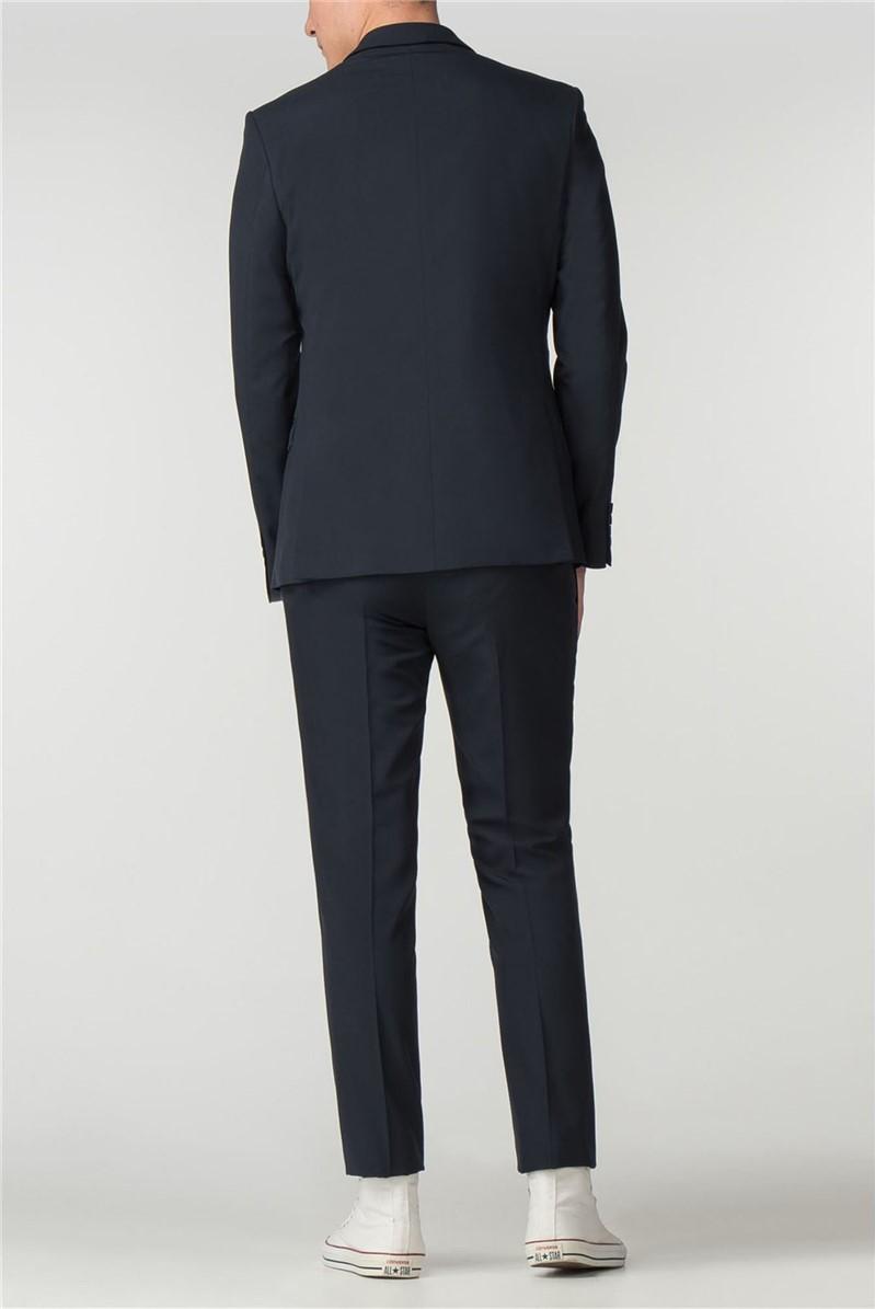 Navy Panama Skinny Fit Suit
