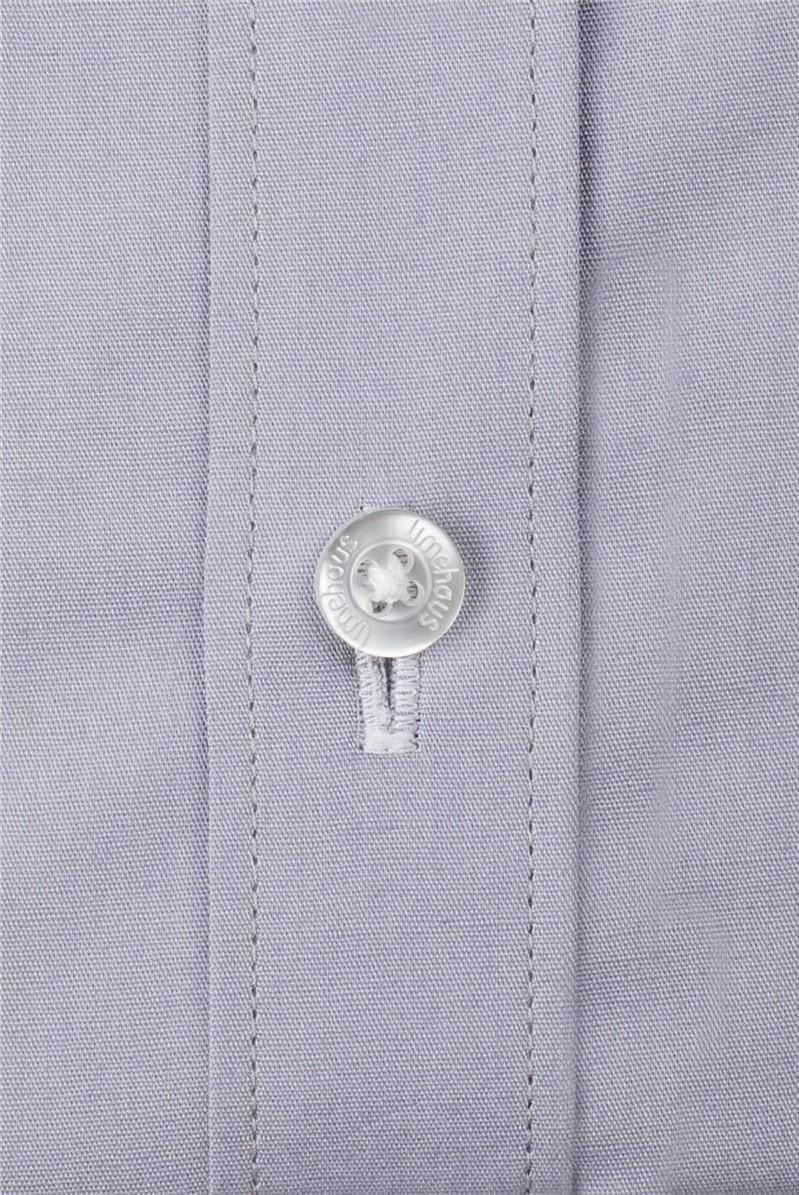 Grey Penny Round Shirt