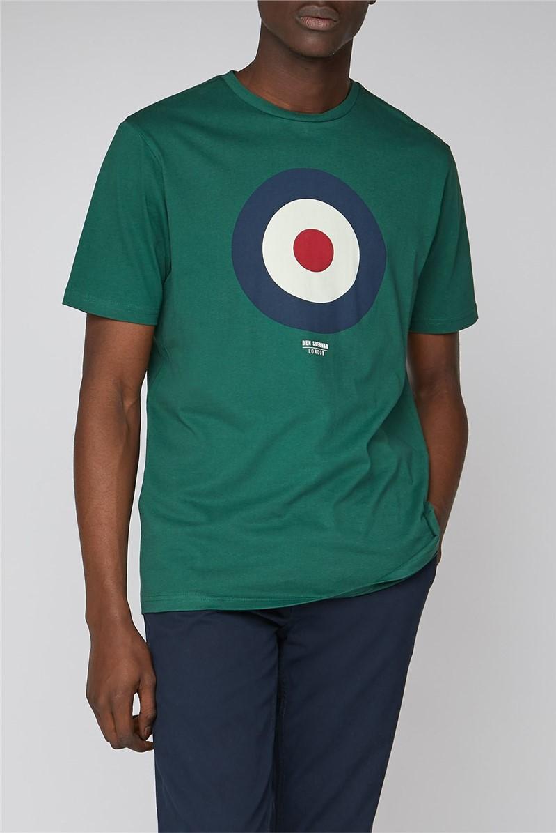 Ben Sherman Script Target T Shirt