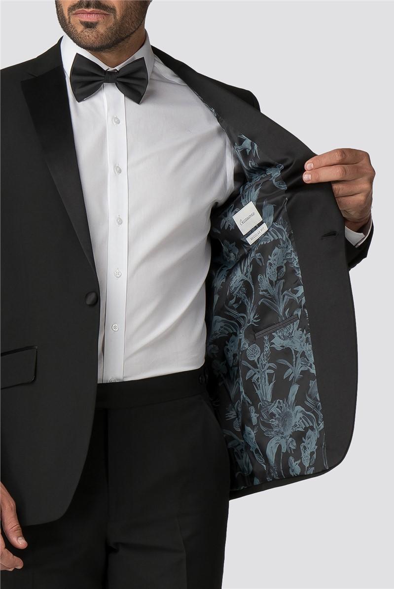 Black Tailored Fit Tuxedo