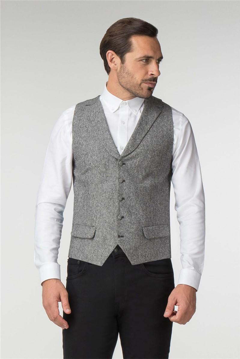 Winslow Donegal Slim Fit Waistcoat
