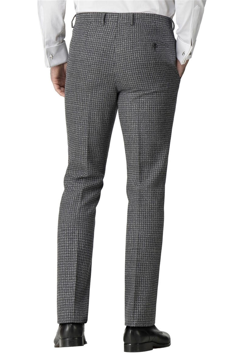Studio Grey Boucle Slim Fit Ivy League Suit Trouser
