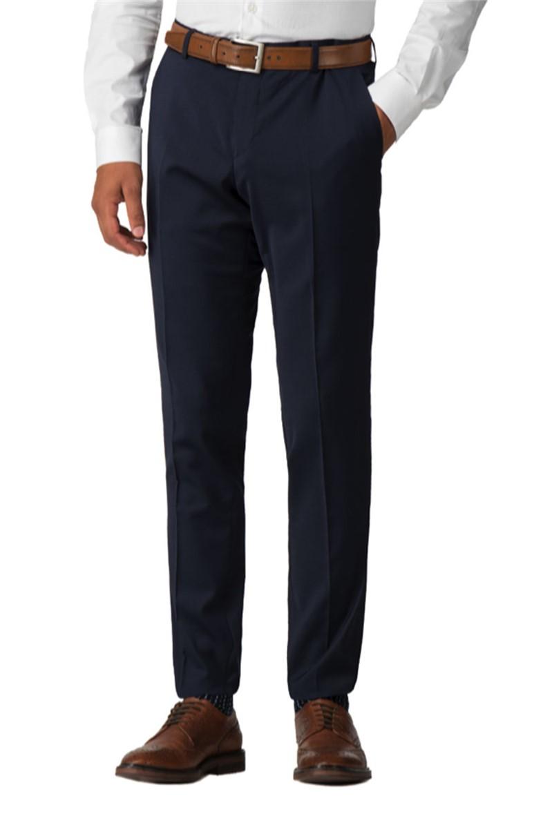 Farenheit Wool Blend Trousers