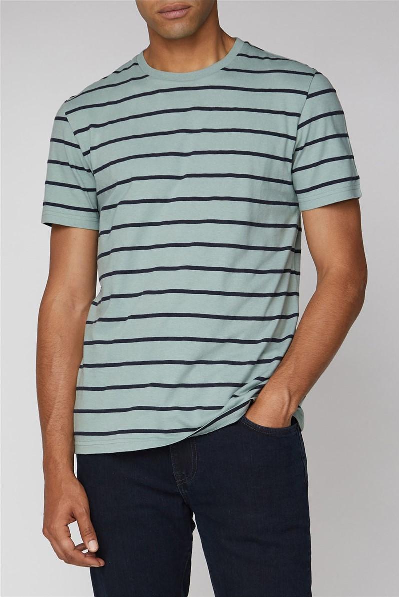 Honeycomb Stripe T-Shirt