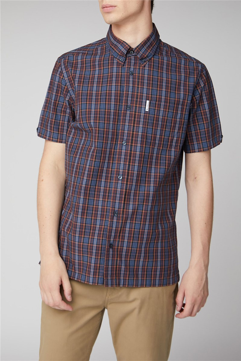 Short Sleeve Archive Carnaby Shirt