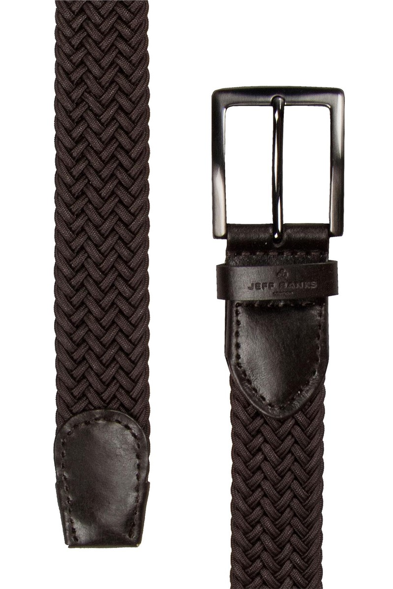 Webbing and Leather Belt