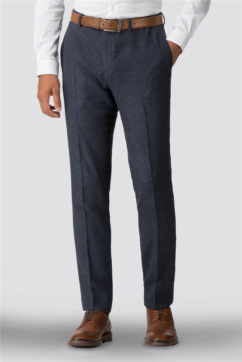 Nurnberg Skinny Fit Navy Trouser