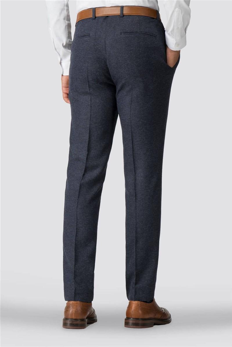 Nurnberg Tailored Fit Navy Trouser