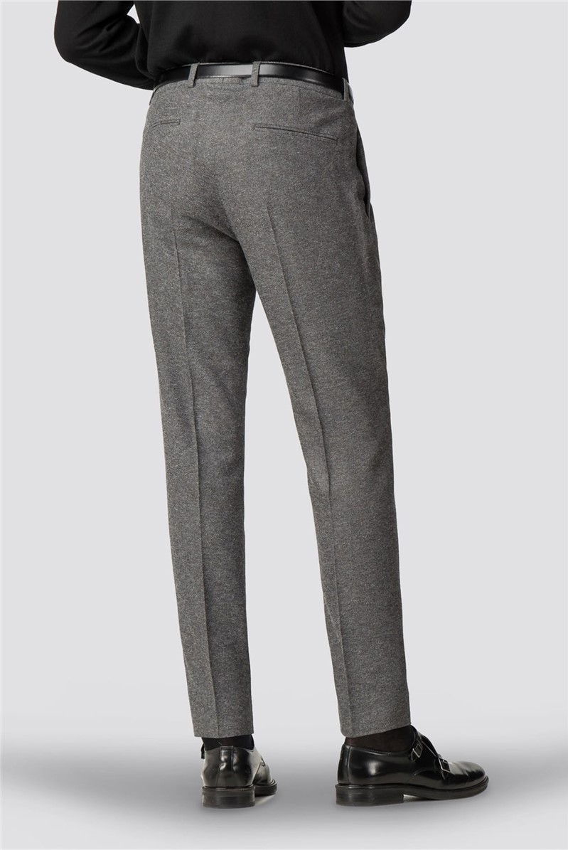 Nurnberg Tailored Fit Grey Trouser