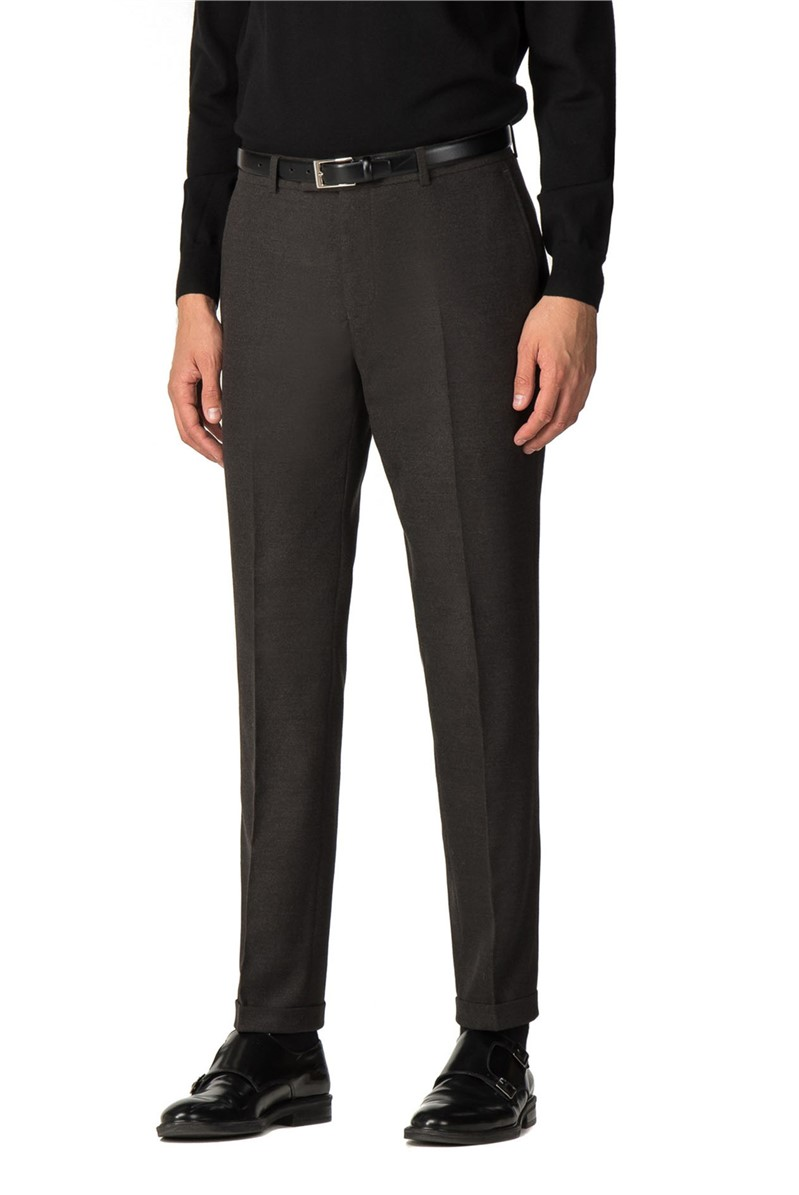 Jedburgh Charcoal Trousers
