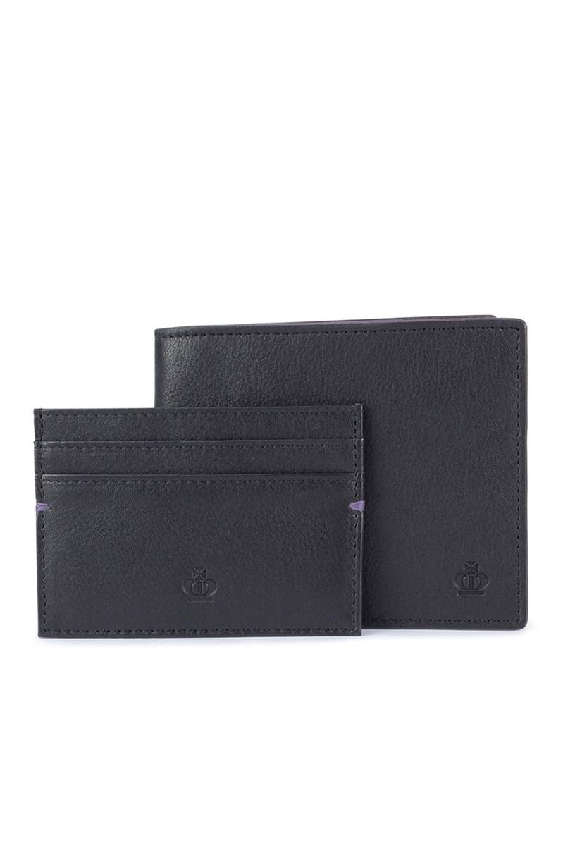Wallet and Card Holder Set