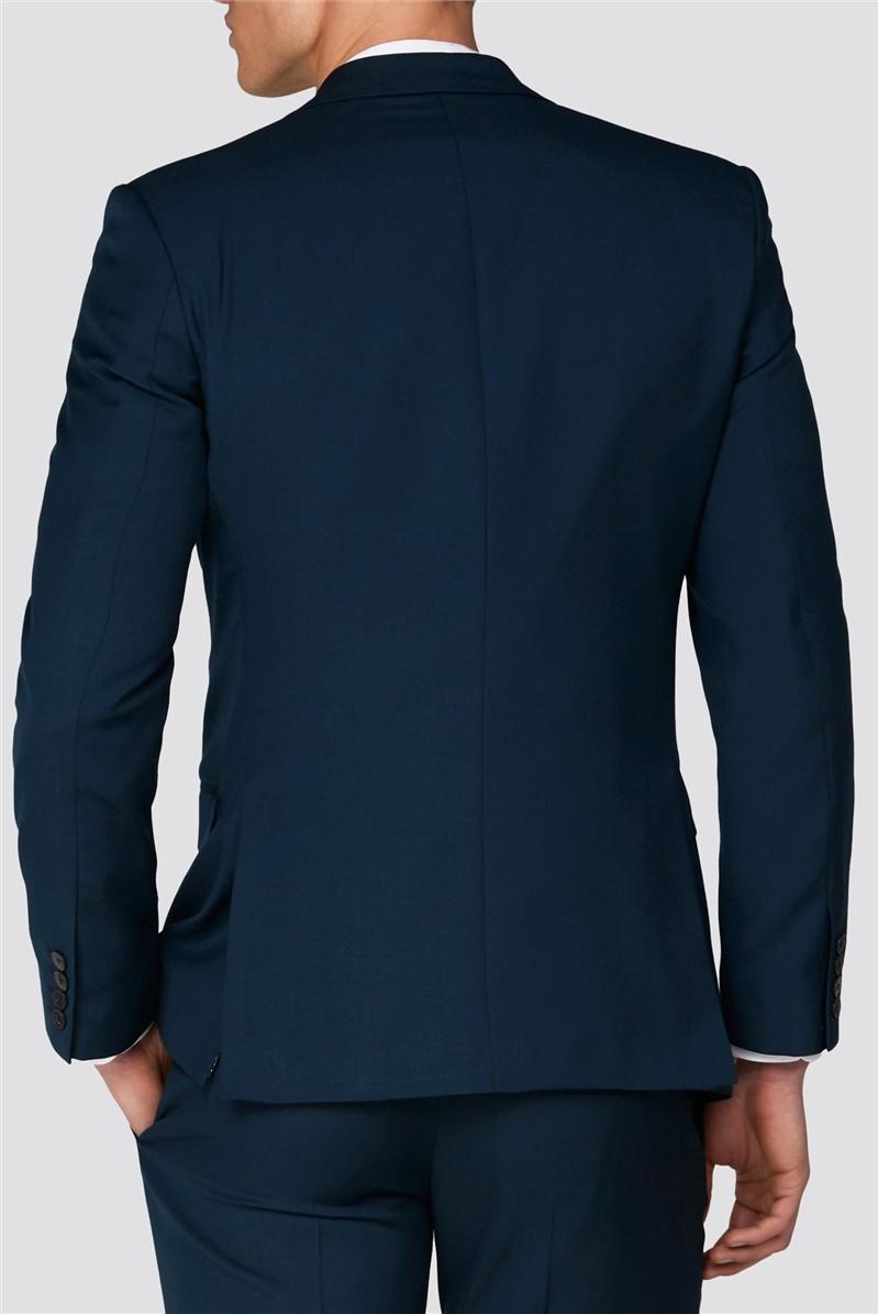 Plain Teal Tailored Trouser