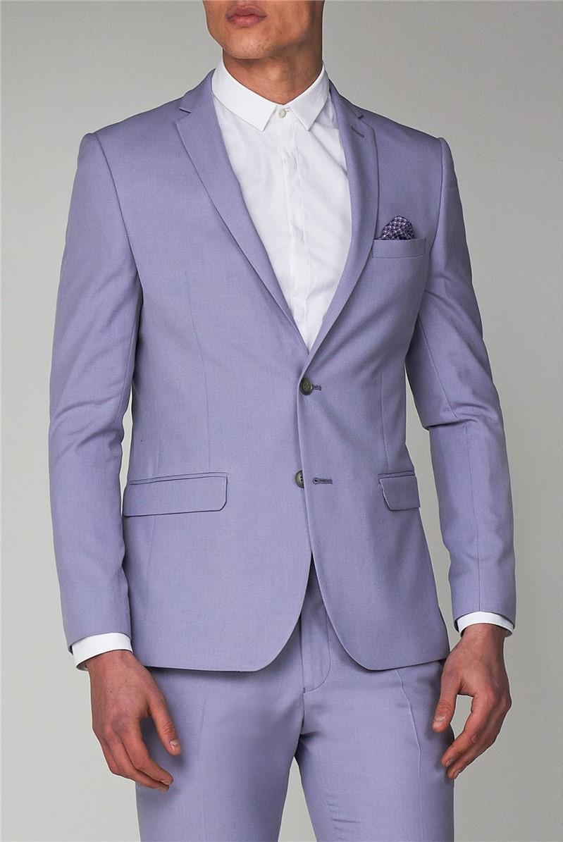 Limehaus Lilac Slim Fit Suit