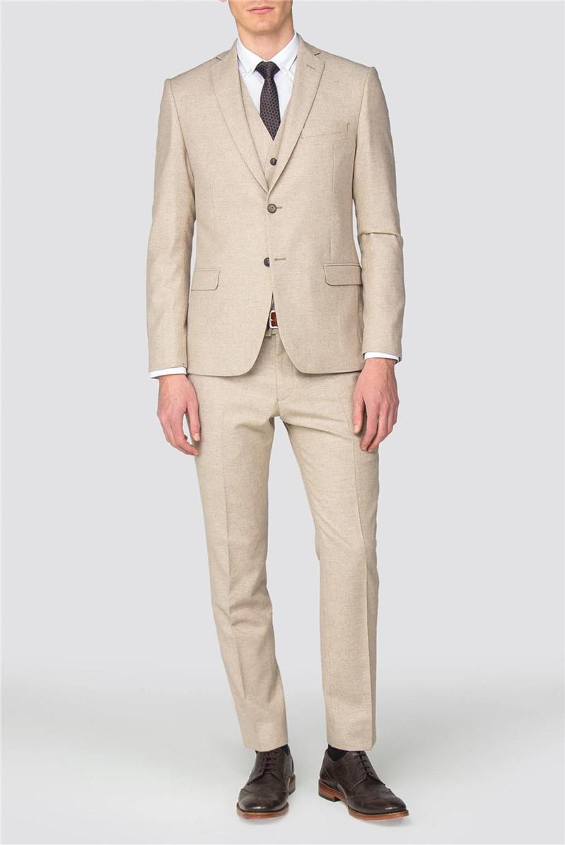 Stone Speckle Slim Fit Jacket