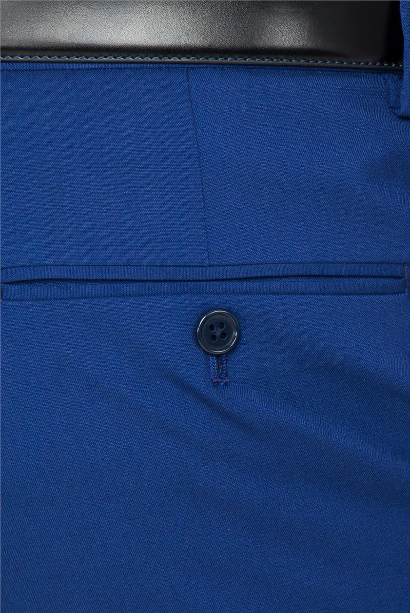 Blue Skinny Suit