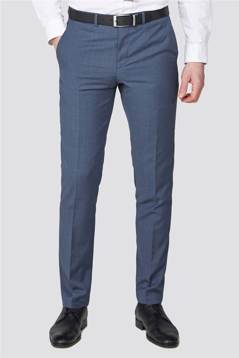 Stvdio Airforce Textured Tailored Fit Suit