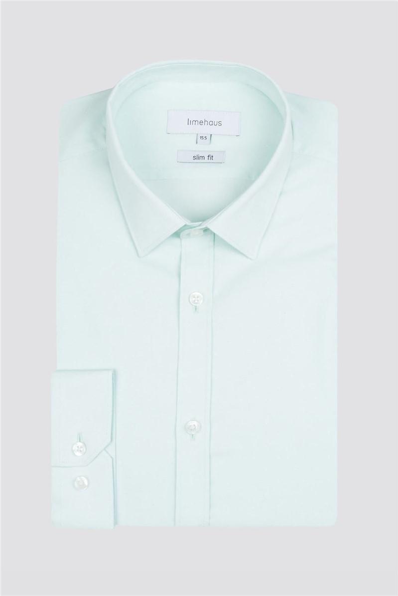 Mint Pastel Spot Shirt