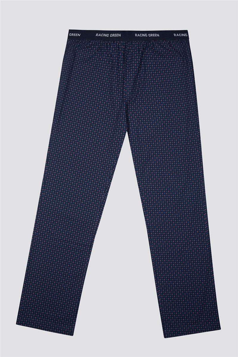 Men's Cotton Poplin Loungewear Pant
