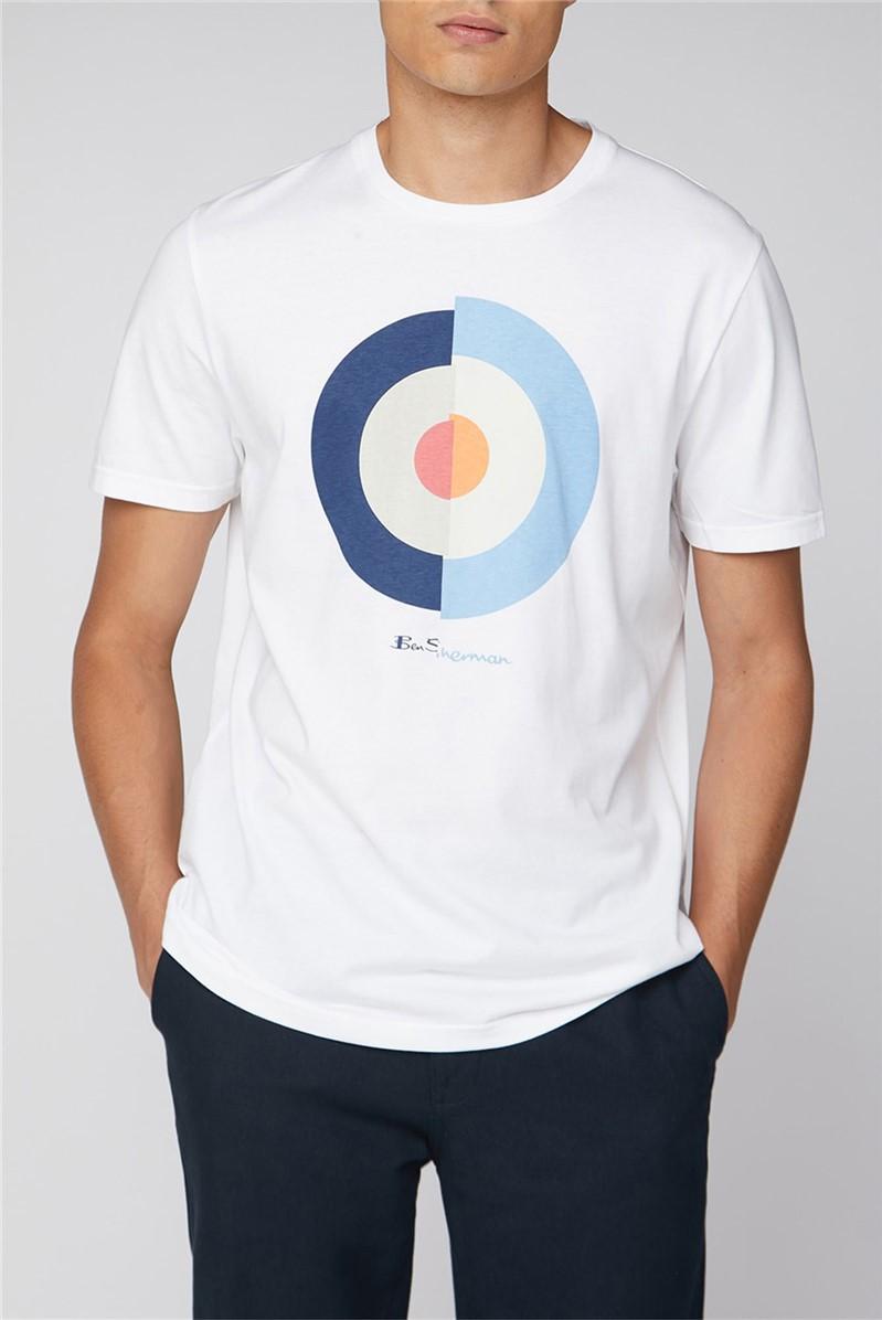 Deshabilitar Importancia Fecha roja  Ben Sherman Target Vertical T-Shirt