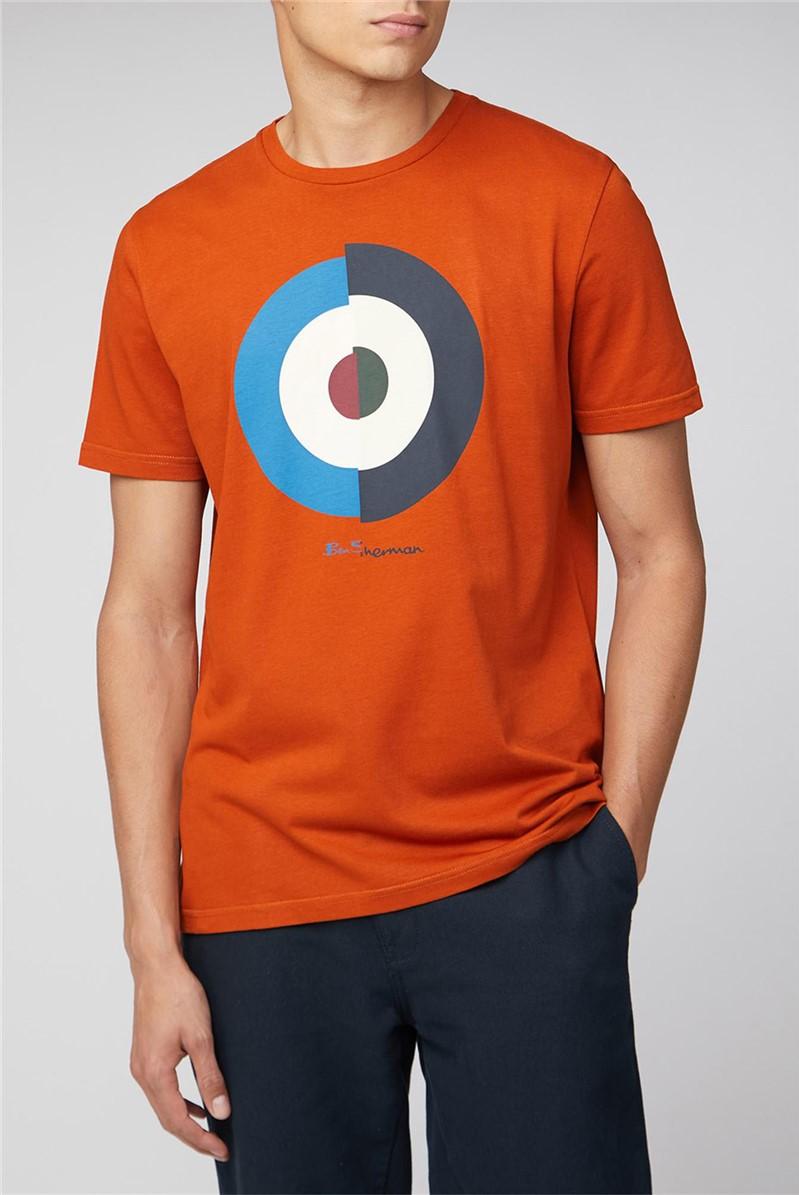 Target Vertical T-Shirt