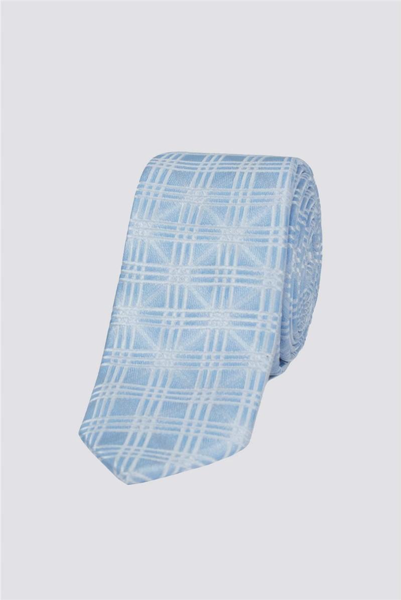 Stvdio Brit Light Blue Deco Tile Tie