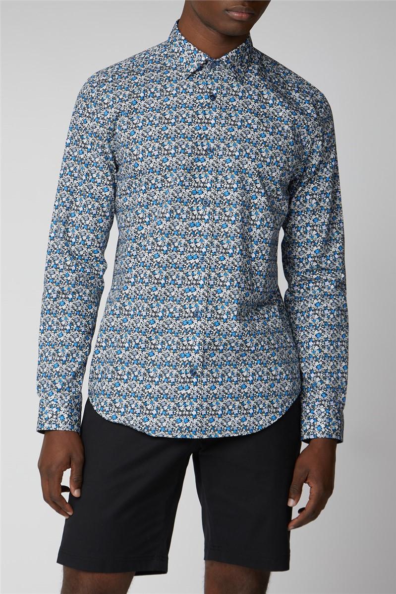 Multi Colour Floral Shirt
