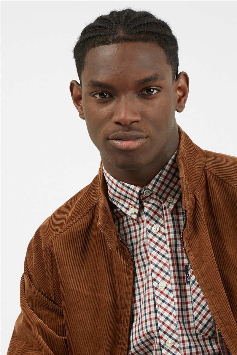 Signature Long Sleeved House Checked Shirt
