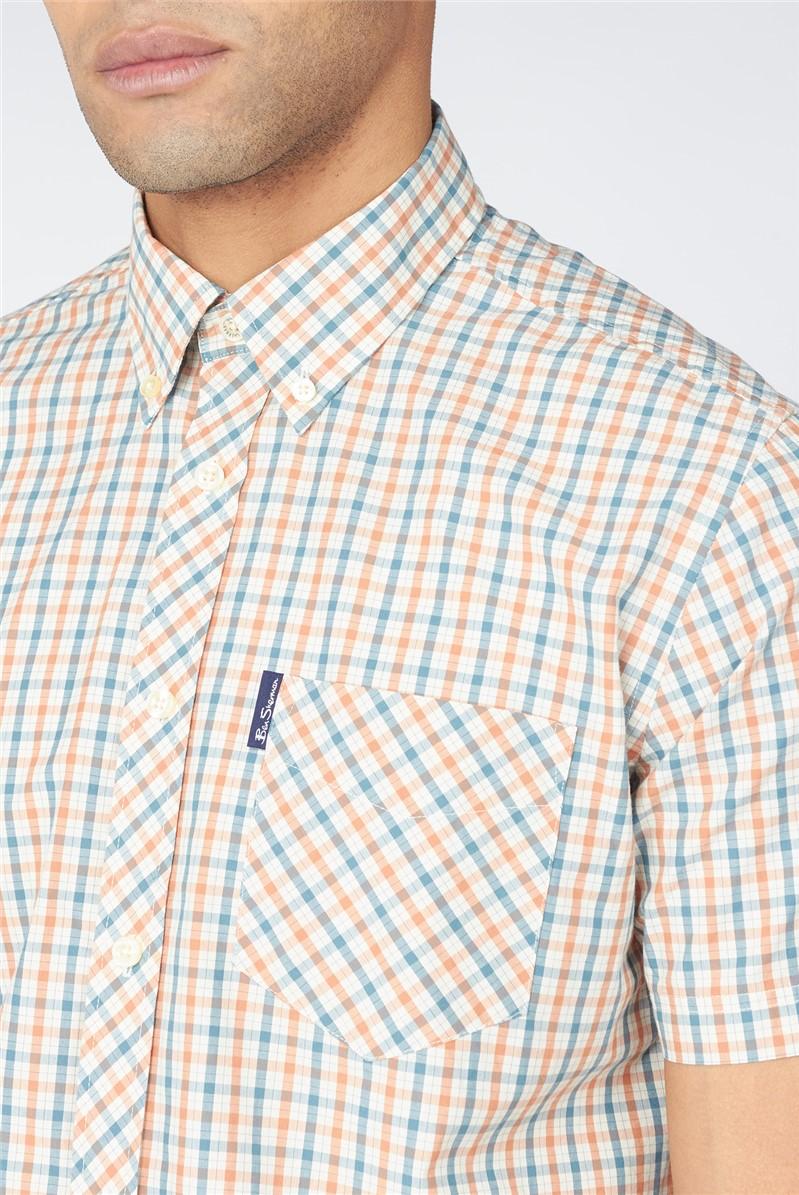 Signature House Check Shirt