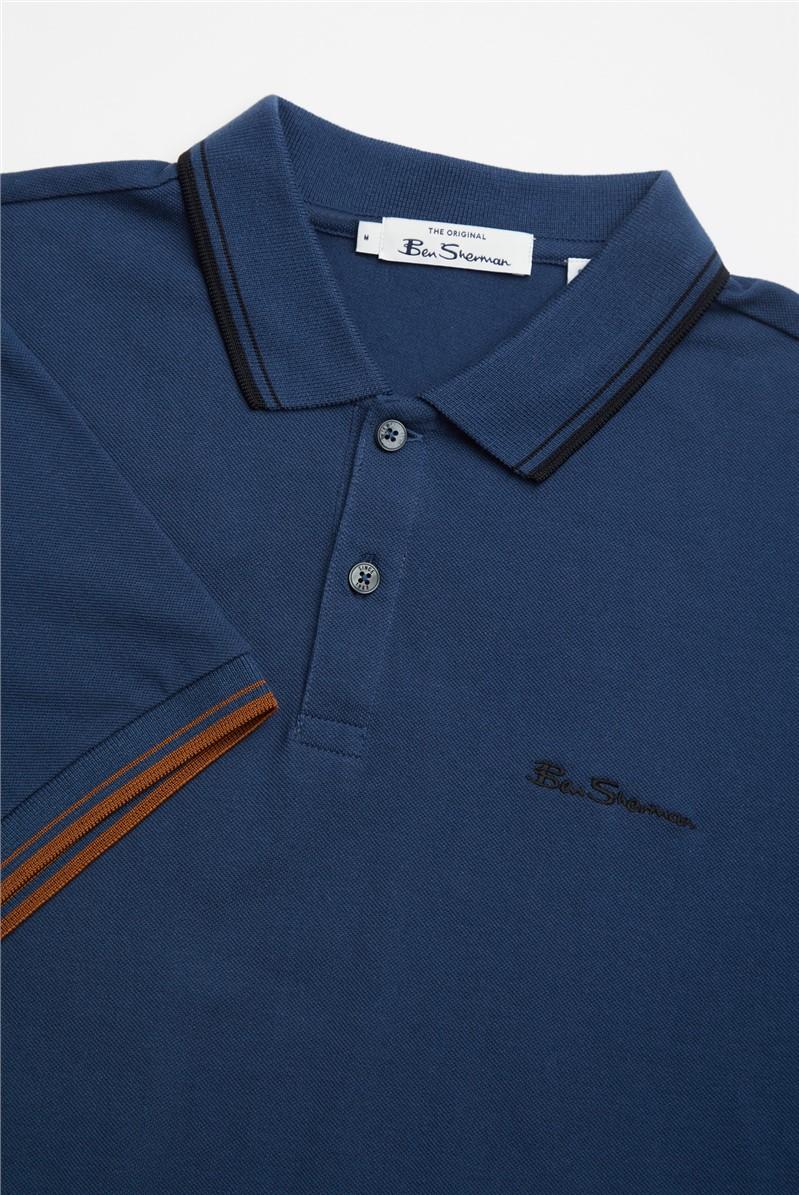 Dark Blue Signature Polo