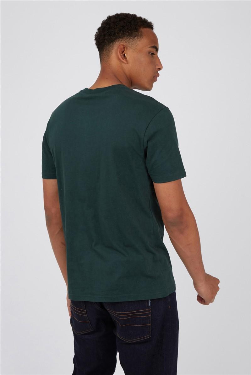 Dark Green Signature T-Shirt