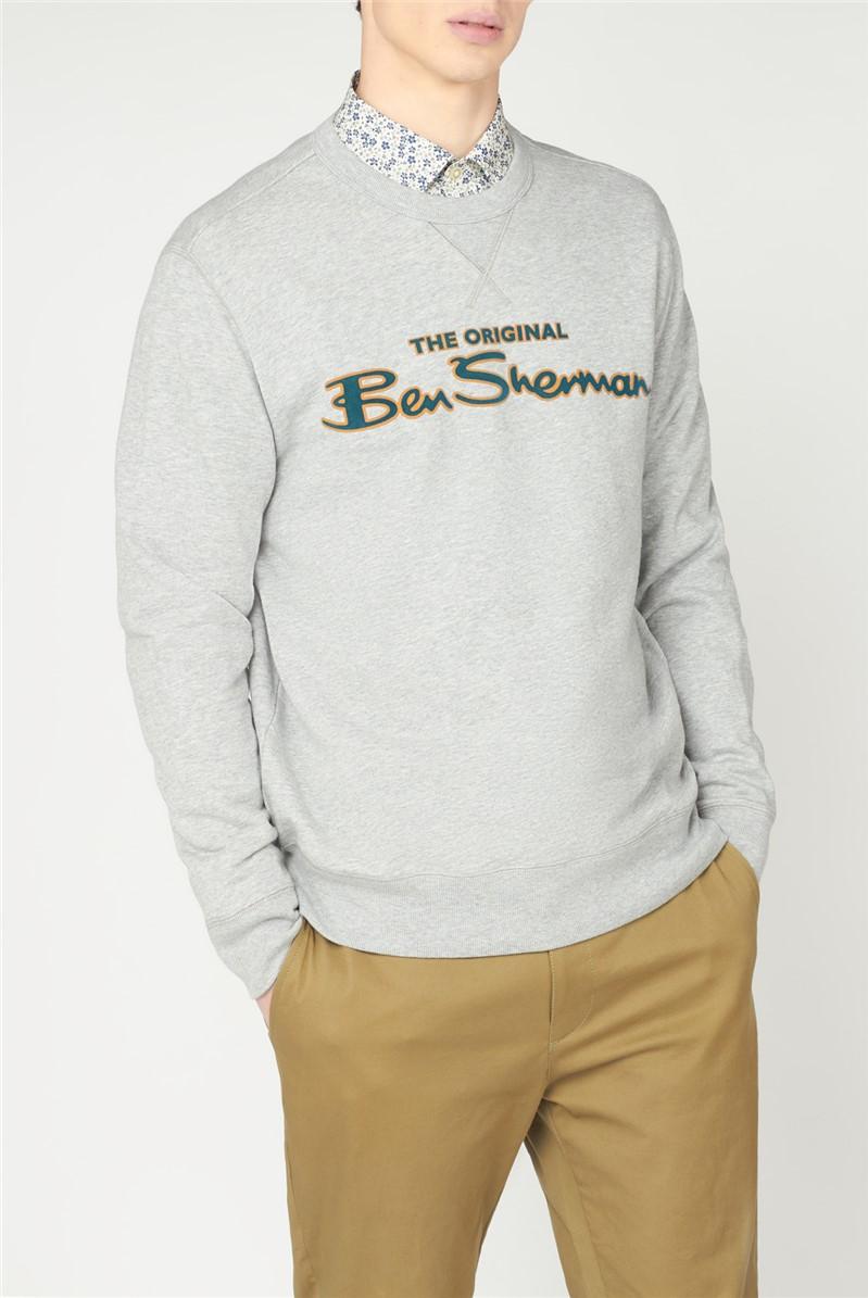 Signature Logo Sweatshirt