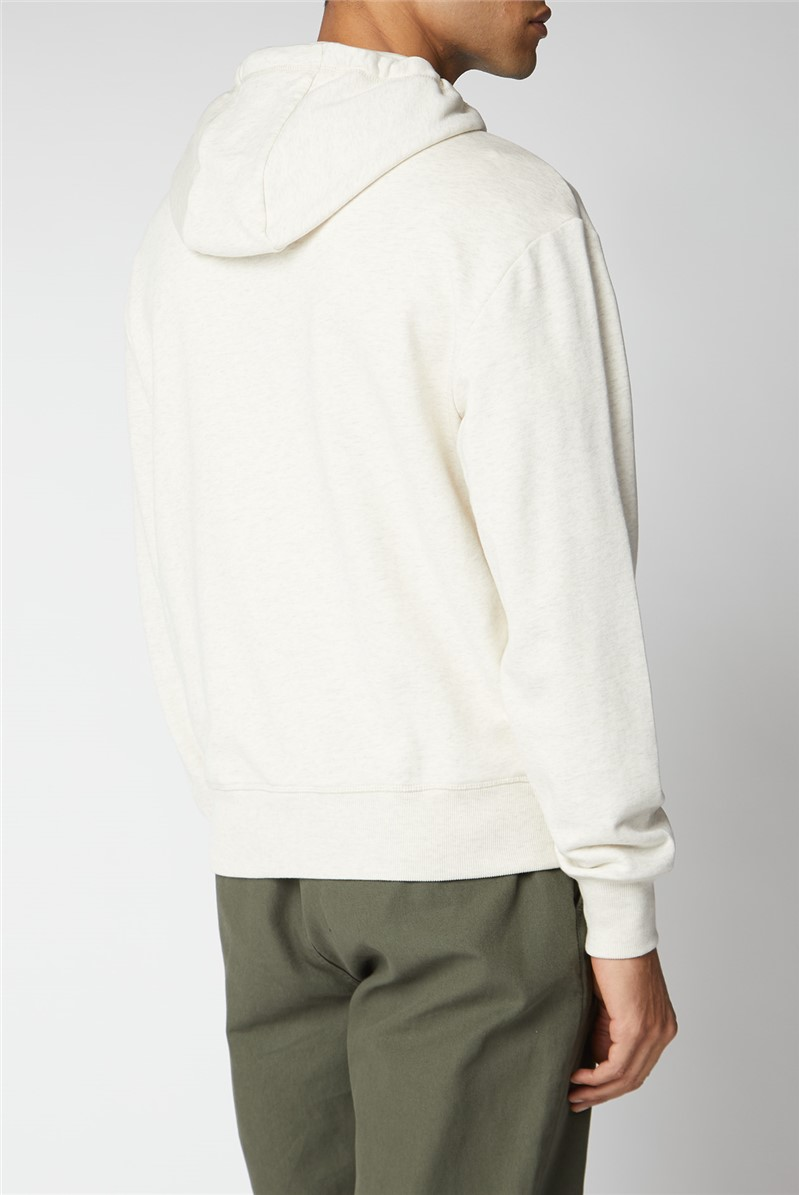 Embroidered Logo Lounge Hoodie