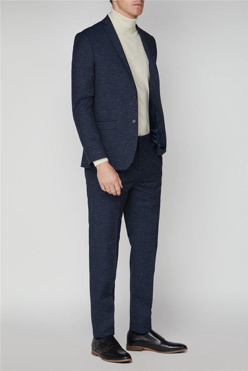 Midnight Fleck Slim Fit Suit