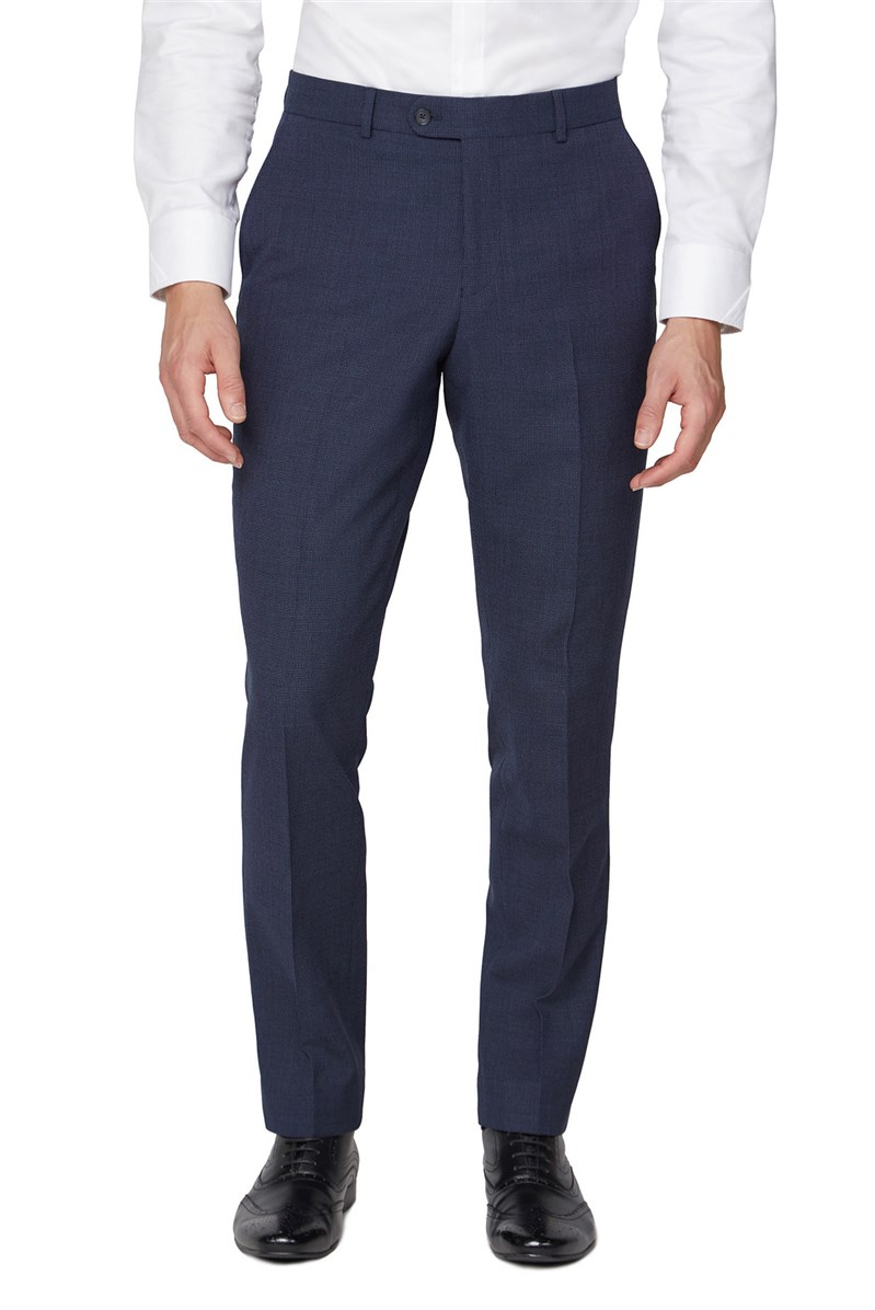Navy Airforce Regular Fit Travel Trousers