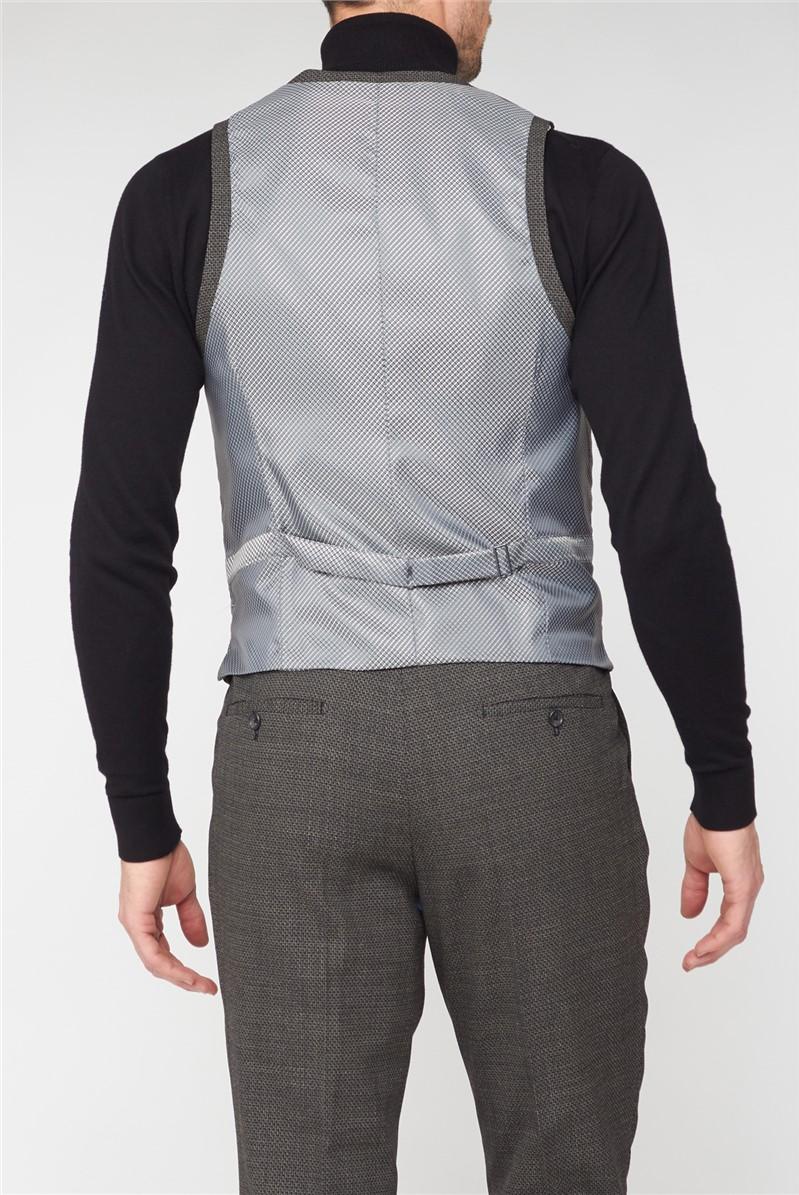 Charcoal Texture Travel Suit