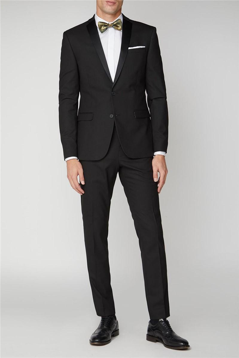 Black Stretch Tuxedo